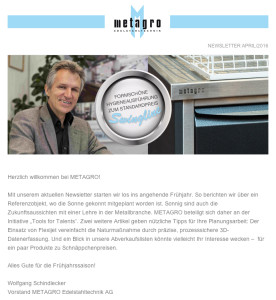 Metagro_Newsletter